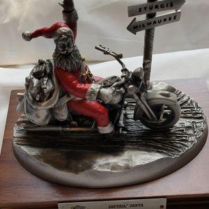 """Harley Davidson- """"Softail Santa"""" 360/1250"""